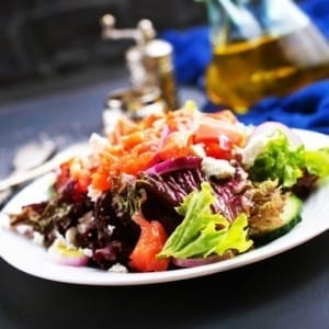 Foodie Fit - Muscle Salad