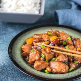 Foodie Fit - KUNG PAO CHICKEN BOWL
